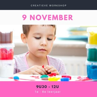 Workshops Creatieve workshops