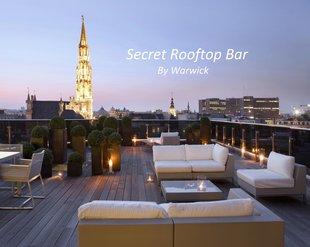 Soirées Secret rooftop bar