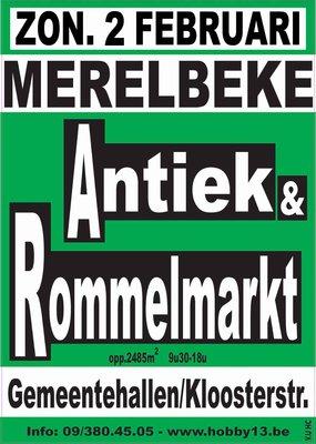 Antiek & Rommelmarkt