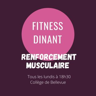 Stages,cours Renforcement musculaire - fessiers, abdos, cuisses