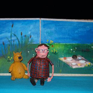 Spectacles L Ogre Toilettes