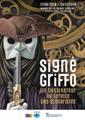 Expositions Exposition  Signé Griffo, dessinateur service scénaristes