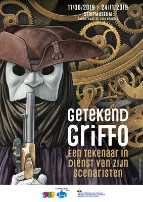 Tentoonstellingen Tentoonstelling -  Getekend Griffo, tekenaar dienst zijn scenaristen