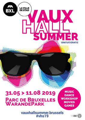 Soirées Vaux-Hall Summer - Oazis
