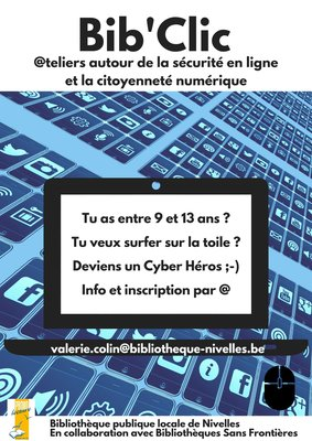 Stages,cours Bib Clic :