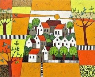 Tentoonstellingen Marja Boekhout, Recente schilderijen, voor buiten