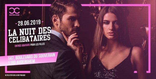 Soirées La nuit célibataires ( message party )