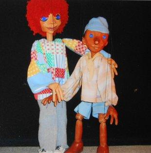 Expositions Exposition / vente marionnettes sculptures bois