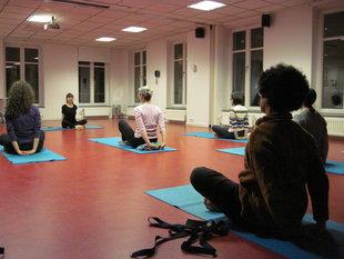 Stages,cours Taïji quan Yoga