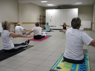 Stages,cours Gym douce