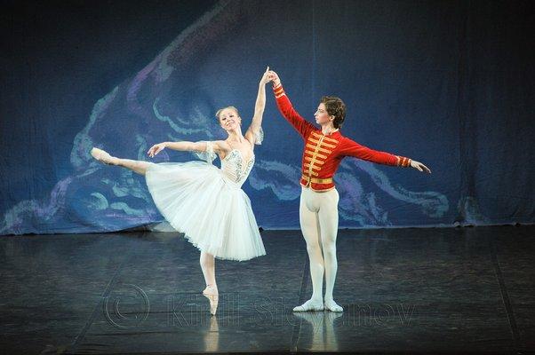 Voorstellingen Nationale Ballet Orkest Odessa  De Notenkraker