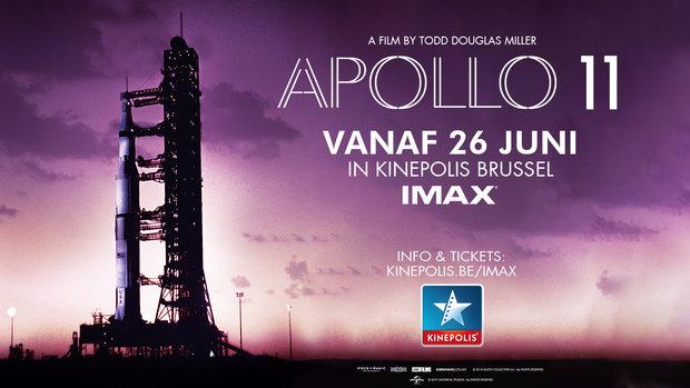 Voorstellingen Docu: Apollo 11