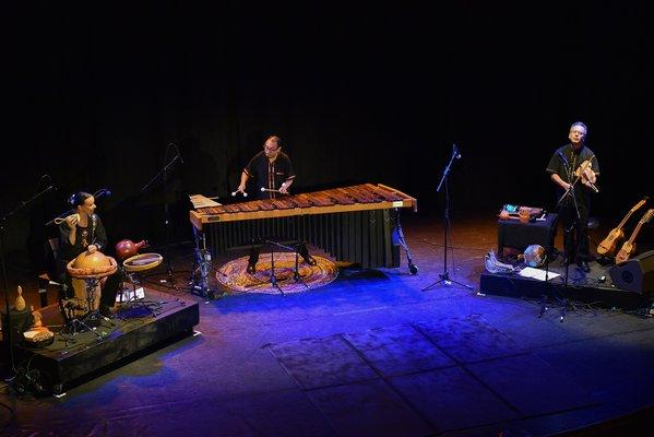 Concerts TriOrganico