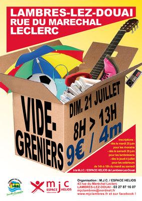 Loisirs Braderie Lambres-lez-Douai