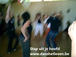Workshops Dansreeks: Stap je hoofd, dans leven