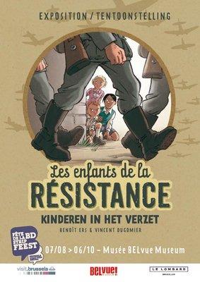 Tentoonstellingen Kinderen het verzet