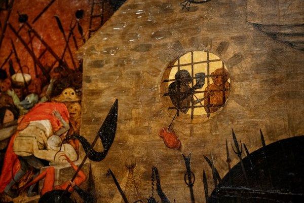 Tentoonstellingen In voetsporen Bruegel:stadswandeling voor groepen