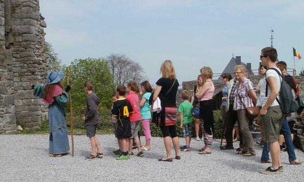 Ontspanning Bezoek het kasteel Rochefort