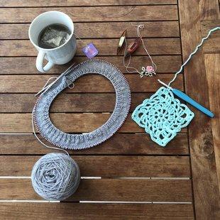 Stages,cours Atelier Café Tricot : tricot, crochet frivolité
