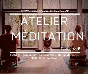 Stages,cours Atelier Méditation, Mantras, Mudras