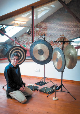 Stages,cours Nap Gong : sieste avec Gongs