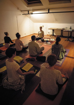 Stages,cours Kundalini yoga