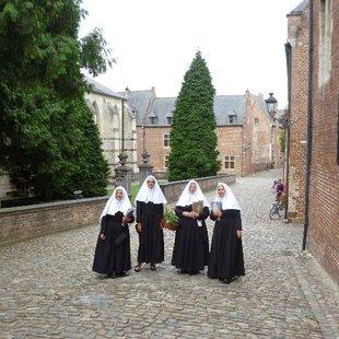 Ontspanning Begeleide wandeling Leuven+: stap een begijn