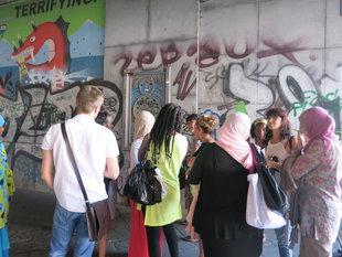 Loisirs Visite guidée Graffiti Street - Ixelles