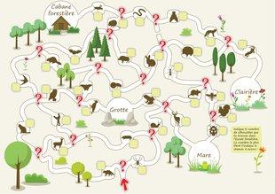 Loisirs Parcours insolite à l Escale forestière : Archi'nature, p'tits bâtisseurs