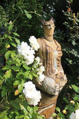 Tentoonstellingen Internationale Kunsttentoonstelling de Beeldentuin Betoverende Tuin