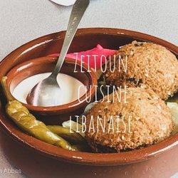 Soirées Zeitoun cuisine libanaise