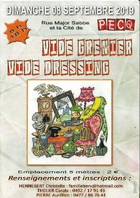 Loisirs Vide Grenier - Vide Dressing à Pecq
