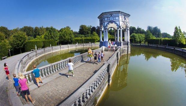 Loisirs Parc d Enghien - de piste Sms
