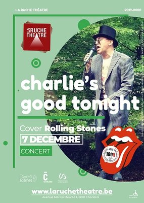 Concerts Charlie s Good Tonight concert