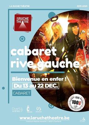 Spectacles Cabaret Rive Gauche