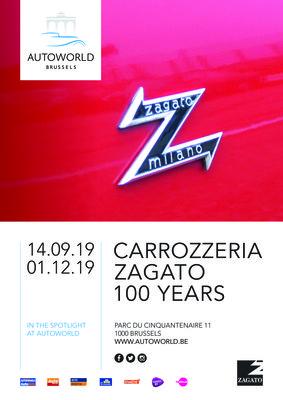 Expositions Carrozzeria Zagato Years... the spotlight