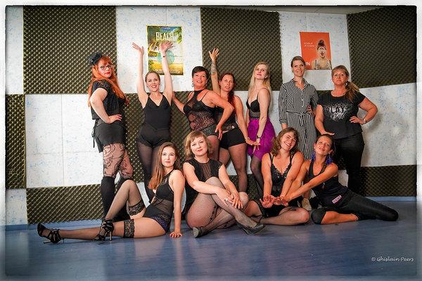 Workshops Burlesque beginners 7 weken cursus