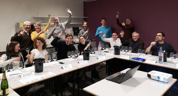 Workshops Wijncursus  wijn Leren Degusteren  , reeks 10/19