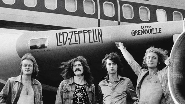 Spectacles Led Zeppelin - Show - 20h