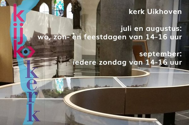 Tentoonstellingen Kijkkerk Uikhoven