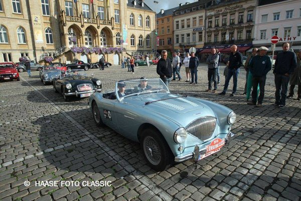 Loisirs 2 Generations Classic Rallye