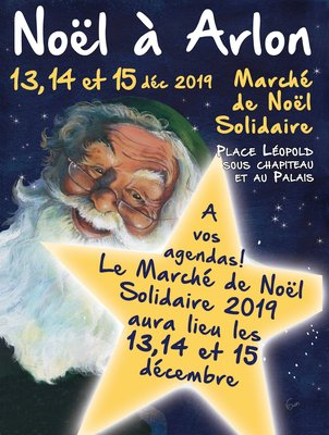 Loisirs Marché Noël Solidaire