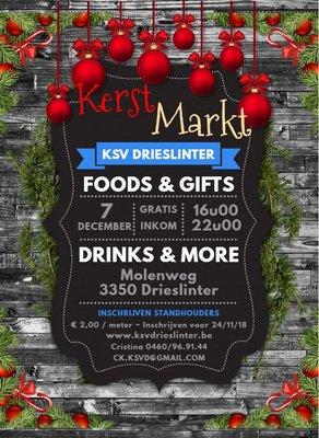 Ontspanning Kerstmarkt Drieslinter