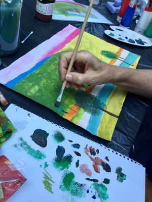 Workshops Durf schilderen - Start paint voor beginners