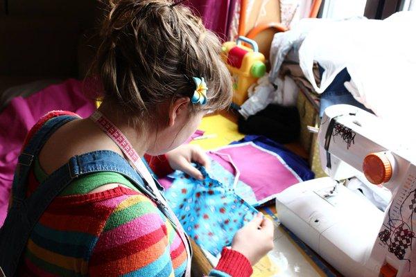Stages,cours Workshop  Couture tous niveaux