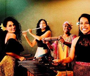 Concerten La Calandria trio (Mexico) & Karina Clavijo y damajuanas (Ecuador) + Fandang