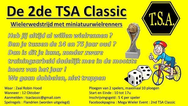 Ontspanning Mega Wieler Event : 2deTSA Classic