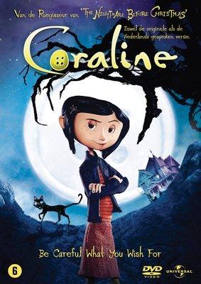 Workshops *Halloween Kids Party* Pompoenhoofd maken + film 'Coraline'