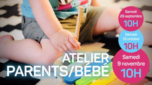 Stages,cours Atelier Parents/Bébé Isabelle Dewaele