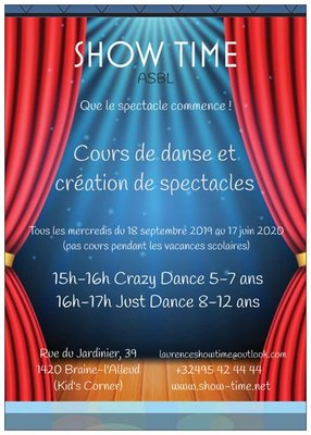 Stages,cours Kids corner